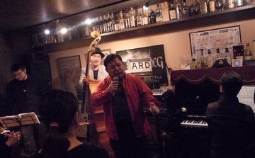 Bar:Colon Cool Night Jazz X'mas Live